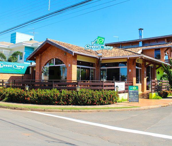 Restaurante Green Camp