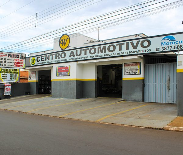 W Centro Automotivo