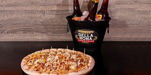 Della Nona Pizzaria agora oferece Happy Hour todas as quintas-feiras