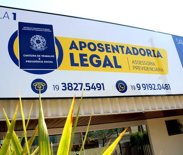 Aposentadoria Legal