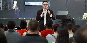 Comunidade promove palestra a vendedores e comerciantes em Artur Nogueira
