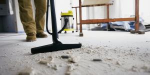 Maria Brasileira oferece serviço especializado de limpeza pós obra